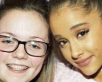 Georgina Callander victim at Ariana Grande Manchester Concert