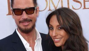 Vicky Karayiannis Singer Chris Cornell's wife
