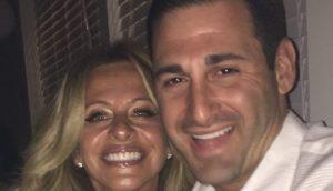 Dina Manzo's Boyfriend David Cantin