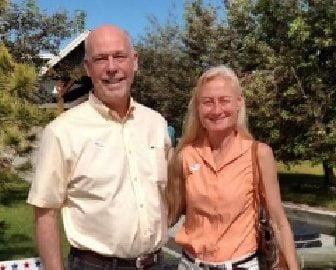 Greg Gianforte wife Susan Gianforte