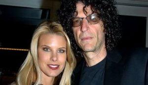 Howard Stern's Wife Beth Stern