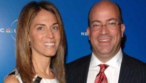 Caryn Zucker CNN Jeff Zucker's wife