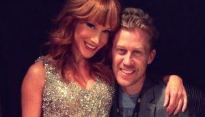 Kathy Griffin's Boyfriend Randy Bick
