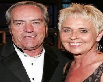 Powers Boothe wife Pam Cole Boothe