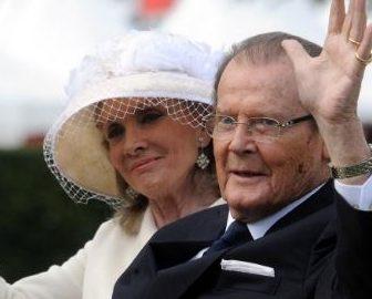 Roger Moore's Wife Kristina Tholstrup
