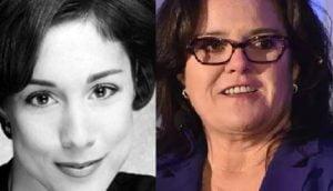 Rosie O'Donnell's married girlfriend Dana Caruso Schiff
