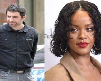Rihanna's Obssesed Fan Salmir Feratovic