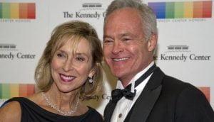 Jane Boone Scott Pelley's Wife