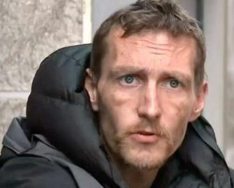 Stephen Jones Homeless Man who Helped Manchester Bombing Victims