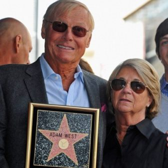 Adam West's Wife Marcelle Tagand Lear