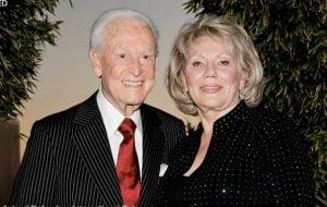 Bob Barker's Girlfriend Nancy Burnet