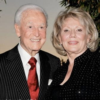 Bob Barker's Girlfriend Nancy Burnet
