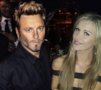 Joanna Krupa's Boyfriend Nico Santucci