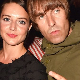Liam Gallagher's Girlfriend Debbie Gwyther