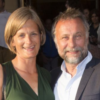 Michael Nyqvist's Wife Catharina Nyqvist Ehrnrooth