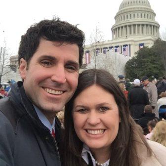 Sarah Huckabee Sanders' Husband Bryan Sanders