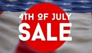 Best 4th of July Sales Deals