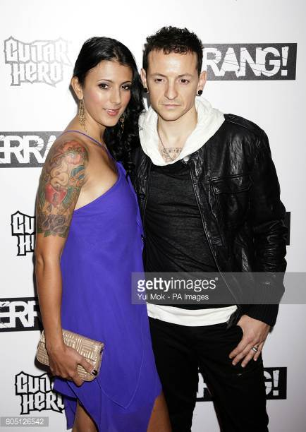 chester bennington's wife talinda bentley (bio, wiki)