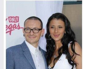 Chester Bennington's Wife Talinda  Bentley