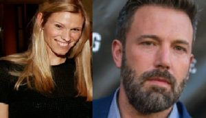 Ben Affleck's New Girlfriend Lindsay Shookus