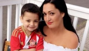 Bradley Lowery's Mother Gemma Lowery