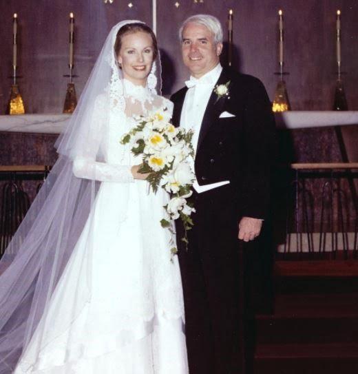 John Mccain's Wife Cindy Mccain (Bio, Wiki