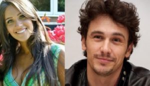 James Franco's New Girlfriend Isabel Pakzad