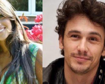 James Franco's New Girlfriend Isabel Pakzad