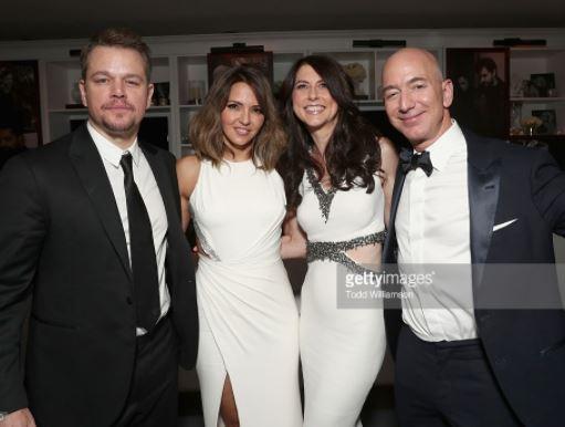 Jeff Bezos Wife Pictures Picture Joliet
