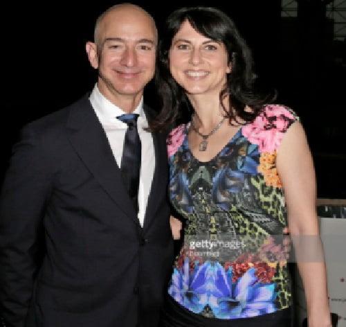 Jeff Bezos Wife Mackenzie Bezos Bio Wiki