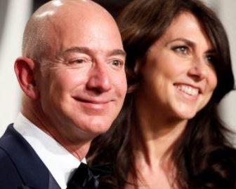 Jeff Bezos' Wife Mackenzie Bezos