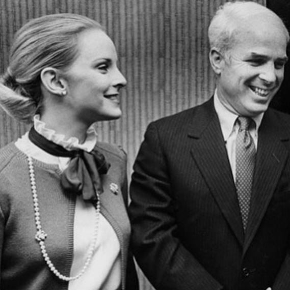 John Mccain Latest News Photos And Videos: John Mccain's Wife Cindy Mccain (Bio, Wiki