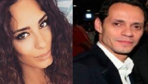 Marc Anthony's new girlfriend Raffaella Modugno