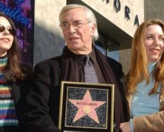 Martin Landau's ex-wife and Daughters