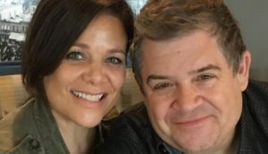 Meredith Salenger 10 Facts about Patton Oswalt's Girlfriend