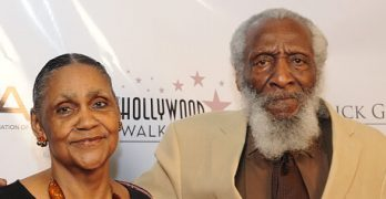 Dick Gregory's Wife Lilian Gregory