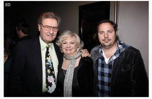 Joe Bologna's Wife Renee and Son Gabriel Bologna