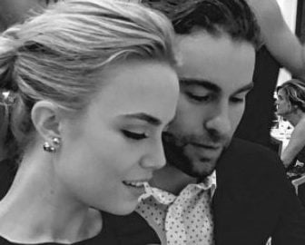 Chace Crawford's Girlfriend Rebecca Rittenhouse