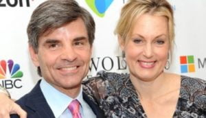 George Stephanopoulos's Wife Ali Wentworth