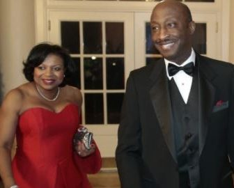Kenneth Frazier's Wife Andrea Frazier