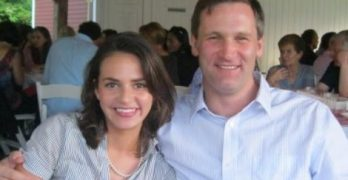 Mike Signer wife Emily Blout