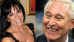 Roger Stone's Wife Nydia Stone