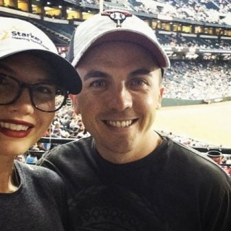 Frankie Muniz's Girlfriend Paige Price