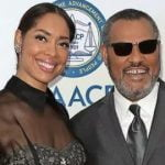 Laurence Fishburne's Wife Gina Torres