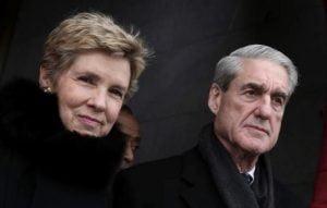 Robert Mueller's Wife Ann Mueller