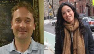 Jamie Rogers City Council Candidate Carlina Rivera's Husband
