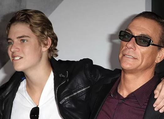 Jean Claude Van Damme S Son Nicholas Van Varenberg Bio Wiki