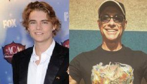 Jean-Claude Van Damme's son Nicholas Van Varenberg