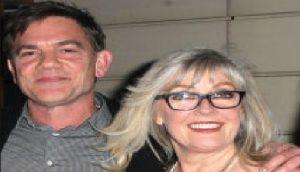 John Michie's Wife Carol Fletcher