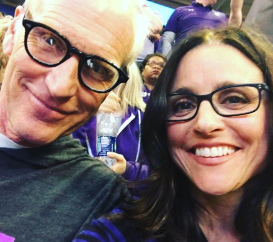 Julia Louis Dreyfus Husband: Julia Louis-Dreyfus' Husband Brad Hall (Bio, Wiki